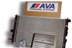 AVA radiator on car