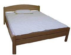 Кровать от российского производителя мебели модель