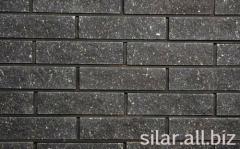 Brick bonded brick color