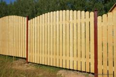 Board for fences