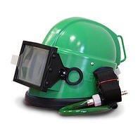 Protective helmet sanding Clemco Apollo 100 shako