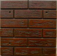 Формы для изготовления фасадной плитки. Фасад №10 Кирпич клинкерный