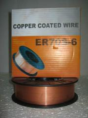 Welding wire copperplated ER70S-6 (analog of