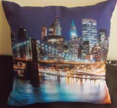 Декоративные подушки с любым изображением, ...