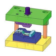 Design and production of Compression molds