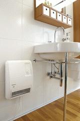 Обогреватель для ванной комнаты (быстрый нагрев)