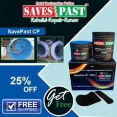 Ceramic SavesPast CP putty