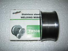 Welding wire of ER308 corrosion-proof Gradient