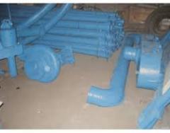 Spare parts to irrigation DDA-100MA, DF-120