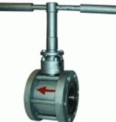 Кран шаровый полнопроходной серия ВКМ.M-DN-PN