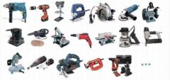 The electric tool is professional