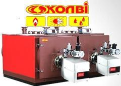 Котельная газовая КОЛВИ КМ-2-200 500 квт