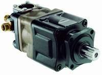Pump hydraulic axial porshevoy