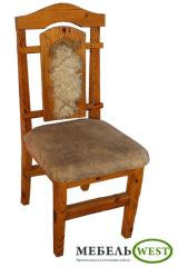 Exclusive furniture, semi-antique chairs