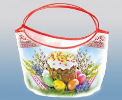 "Basket easter ""Ornamen"