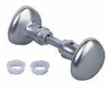Handles aluminum round 3006R Locinox