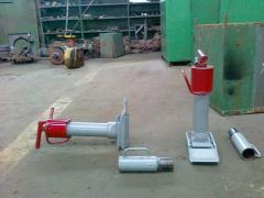 Jack hydraulic DGU-20