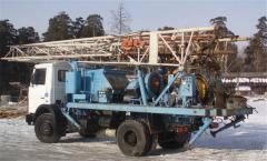 Drilling rig 1BA-15V