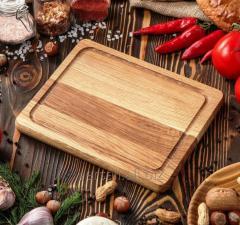 Chopping board 20*25*2; 20*30*2; 35*25*2; 25*40*2