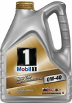 Моторное масло Mobil 1 New Life 0W-40