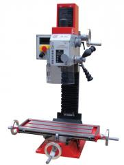 Boring-and-milling desktop Holzmann machine