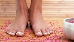 Gel-foot cream with antiseptic effect Biomak