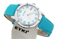 EYKI LIBERTY WRIST WATCH BLUE