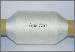Thread (kapron) twisted polyamide tex 187х1х3