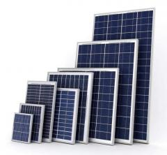 Solar Panasonic 240 Wt poly Japan panels