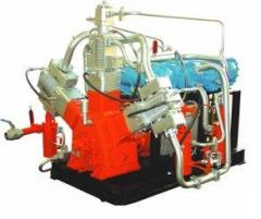Installation piston compressor 3VSh 1,6-3/46 M3