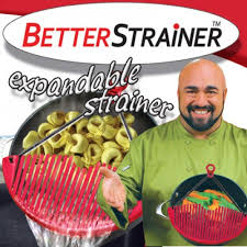 Sieve for Better Strainer products