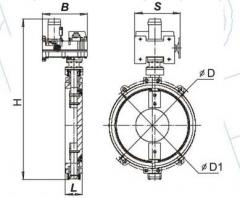 Lock disk rotary with the VKM.Z-E electric drive