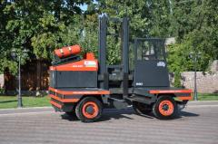 Side loader Linde S 60