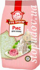 Rice for pilaf,  400 g