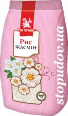 Рис жасмин 400г