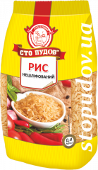 Rice unpolished,  400 g