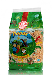 Split peas shelled, 1 kg