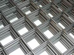 Сетка кладочная ВР-1,  100 х 100,  3мм
