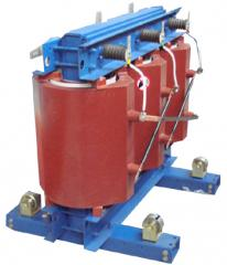 Power transformers dry series of the TS(Z)GL with