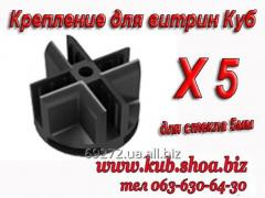 Connector, counter, fixture, T-shaped, for a