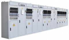 Panels of switchboards of ShchO 94 U3