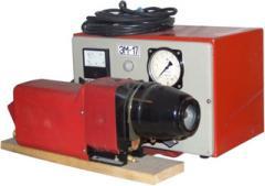 Metallizator of arc EM-17 stationary