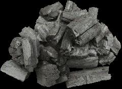 Уголь древесный марки А от производителя Украины