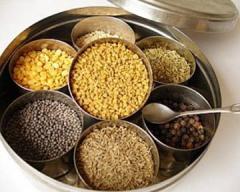 Seeds of bean herbs