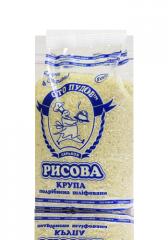 Крупа рисовая дробленая,  800 г