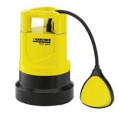 Насос дренажный для чистой воды SCP 6000