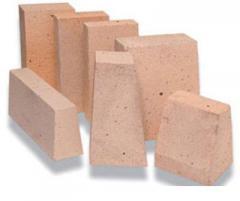 Изделия шамотные плотные для кладки доменных печей ШПД-39,41 №10