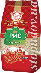 "Rice ""Tsarskiy"",  highest grade,  400 g"