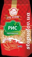 Рис пропаренный,  400 г