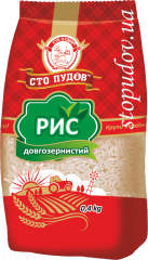 Long grain rice, 400 g